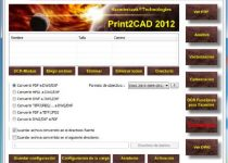 Print2CAD: Transforma planos en PDF a archivos CAD