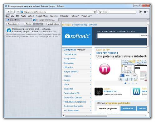 Safari: El navegador de Apple en su última versión al mes de octubre 2013