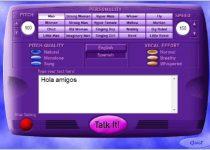Talk It!: Reproduce cualquier texto con divertidas voces