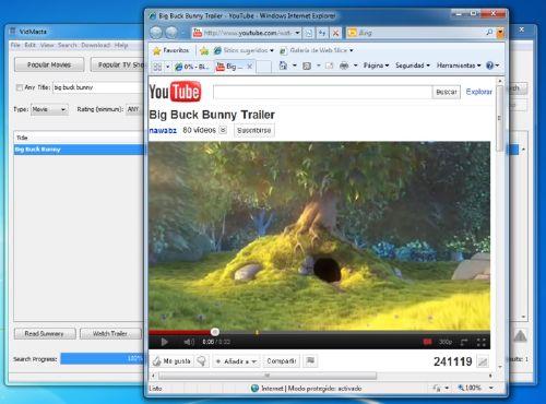 VidMasta: Bájate películas y series con subtítulos