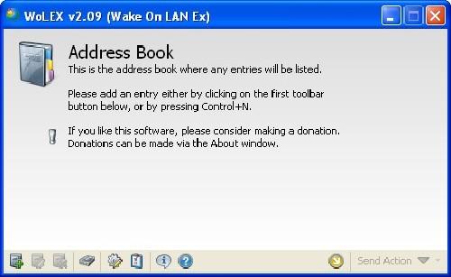 Wake On LAN Ex Activa ordenadores