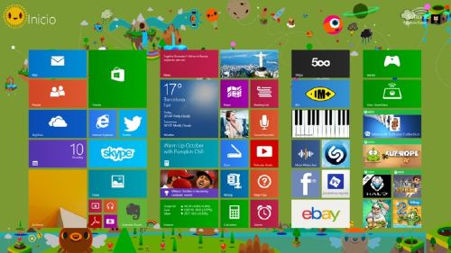 Windows 8.1: Windows 8 más bonito y afinado en su última versión