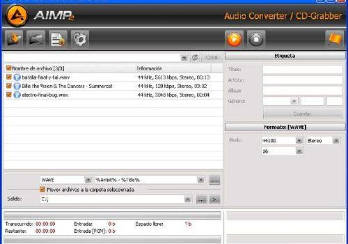 AIMP Audio Tools: Baja la última versión de esta excelente herramienta