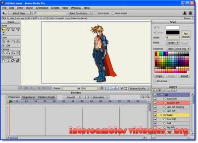 Anime Studio: Herramienta de animaciones buenazas
