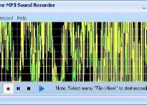 Free MP3 Sound Recorder: Baja la última versión de esta aplicación buenaza