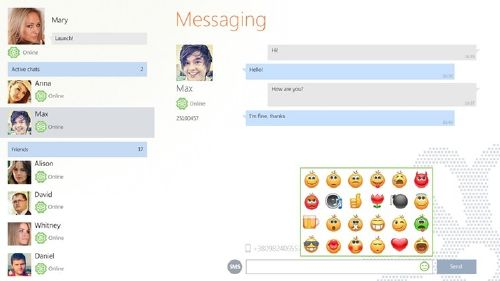ICQ para Windows 8: Mensajería instantánea nueva para tu Windows