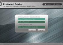 Protected Folder: Protege todos cualquier archivo con contraseña