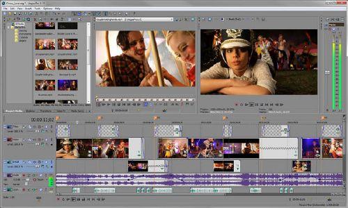 Sony Vegas Pro: Programa profesional de audio y vídeo