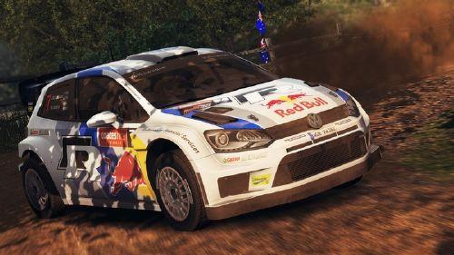 WRC 4 FIA World Rally Championship: Juego sorprendentes de rallies