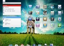 iPadian: Buenaza interfaz de iPad para Windows