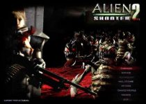 Alien Shooter II: Una base infestada de aliens, elimina a todos