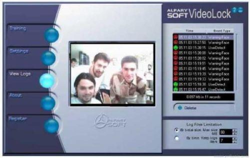 Alparysoft VideoLock: Protege el acceso a tu PC con tu cara