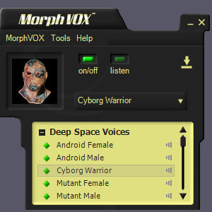 Deep Space Voices: Conviértete en un alienígena con este software