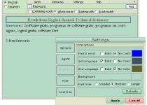 Everest Dictionary: Diccionario buenazo multilingüe gratuito