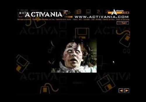Exorcista: Buenazo foto álbum electrónico de la película El Exorcista