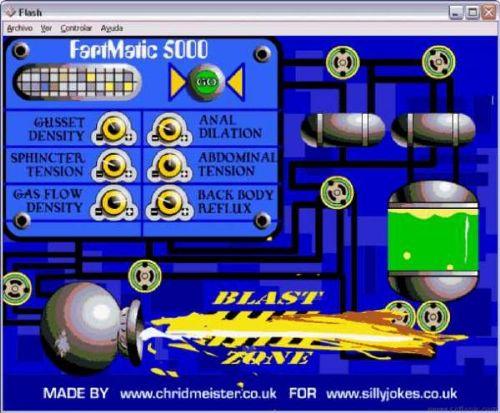FartMatic: Máquina graciosa generadora de pedos