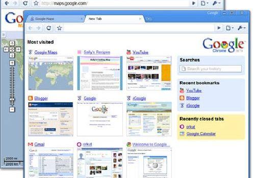 Google Chrome: Descarga la última versión al mes de diciembre 2013