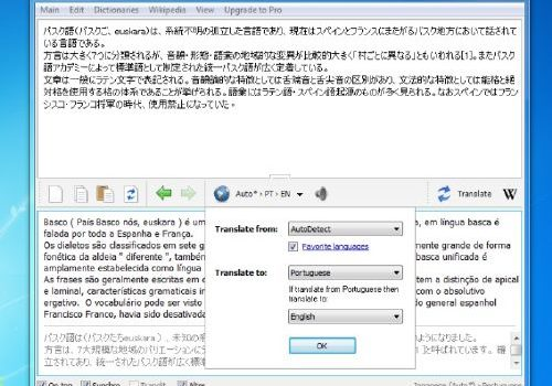 Google Translate Client
