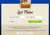Lost Photos: Encuentra fotos perdidas en tu Gmail, Yahoo