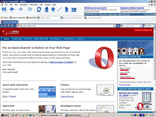 Opera: Descargar la última versión al mes de diciembre 2013