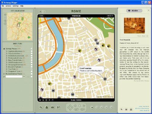 Schmap Rome Guide: Guía excelente para conocer Roma