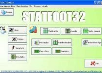 StatFoot32: Buenazo administrador de liga de fútbol