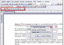 IdiomaX Office Translator: Traduce documentos y correos desde Office