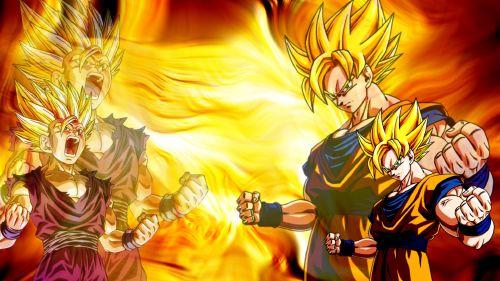 Wallpaper en HD de Goku