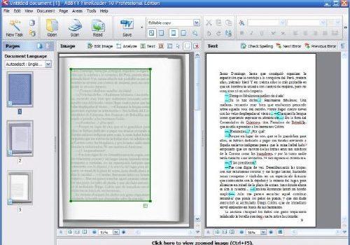 ABBYY FineReader: Buenazo sistemaOCR para digitalizar tus documentos