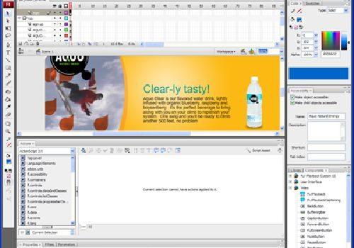 Adobe Flash Player: Crea cosas fascinantes en la web