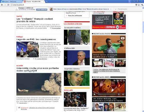 Google Chrome: Este navegador en su versión 2014