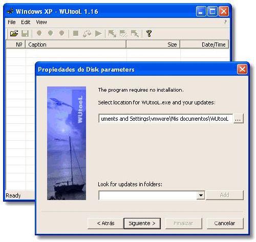 WUtooL: Guarda todos los ficheros de actualización de Windows