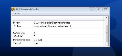 RAR Password Cracker: Recupera la contraseña perdida de tus archivos RAR