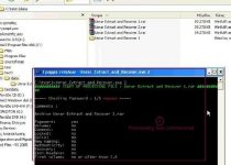 Recuperador de archivos comprimidos en formato RAR