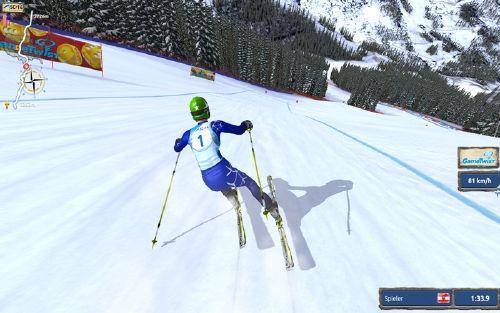 Ski Challenge 14: Un simulador buenazo Ski Challenge 14