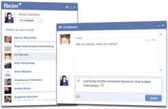 Facebook Chat Instant Messenger: El mismo facebook en tu escritorio