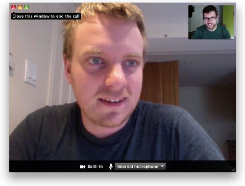 Facebook Video Calling: Excelente videoconferencia en Facebook