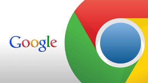 Google Chrome en su última versión al mes de febrero 2014