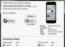 WhatsApp Extractor: Recupera mensajes, chat, fotos y vídeos desde tu WhatsApp