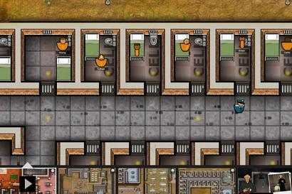 Prison Architect: Buenazo simulador para administrar una prisión