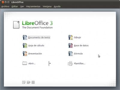 LibreOffice: Suite buenaza basada en OpenOffice