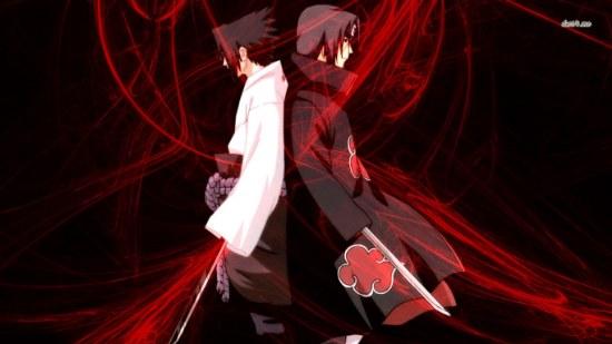 uchiha sasuke itachi wallpaper hd