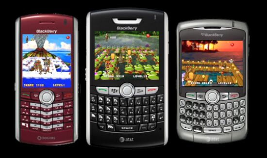 juegos para Blackberry