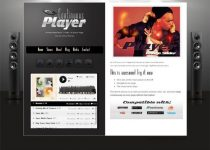 plantillas wordpress musica gratis