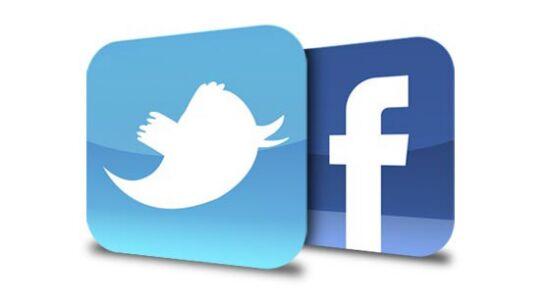 textos para twitter y facebook