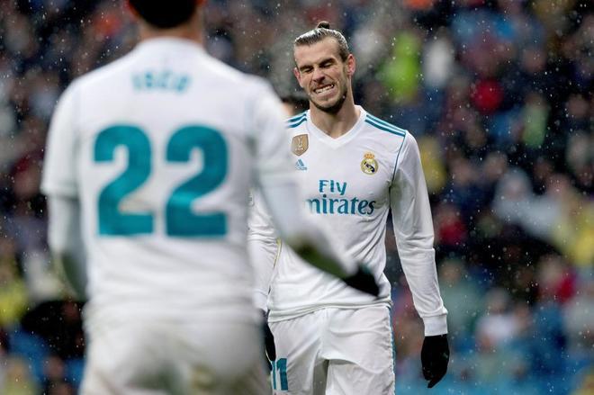 El Real Madrid PIERDE y se HUNDE