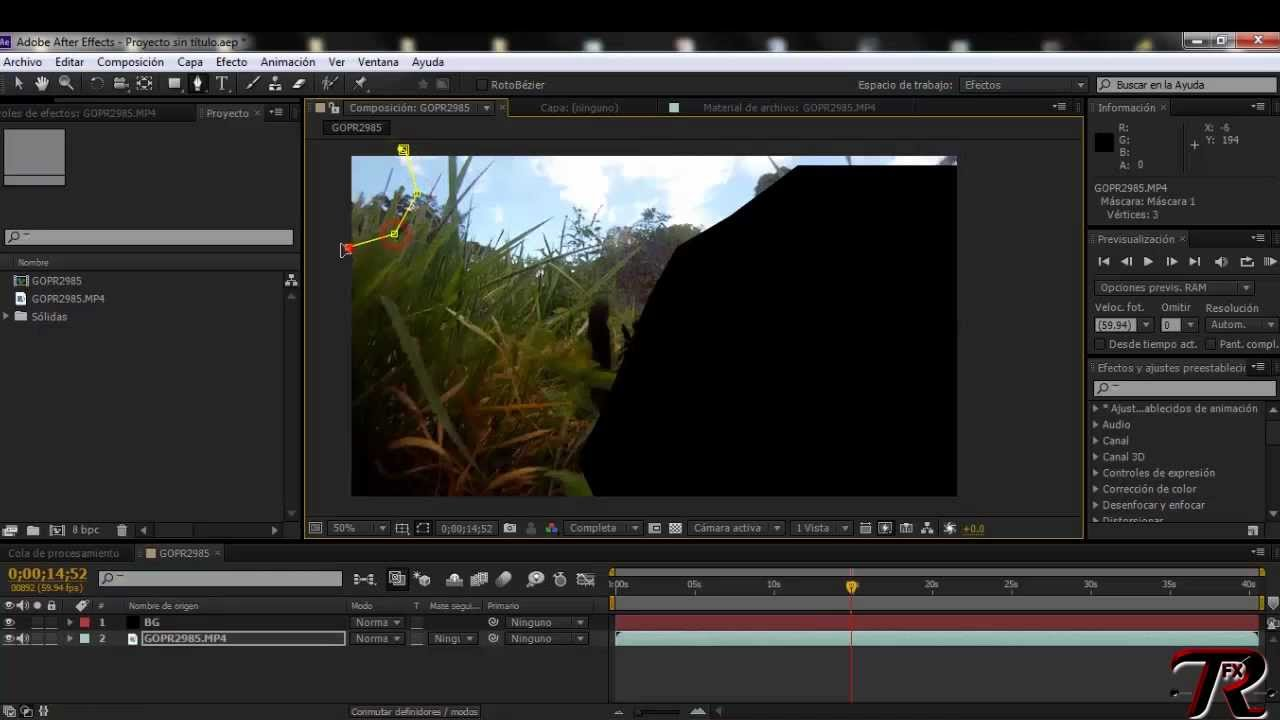 Manuales de Adobe After Effects